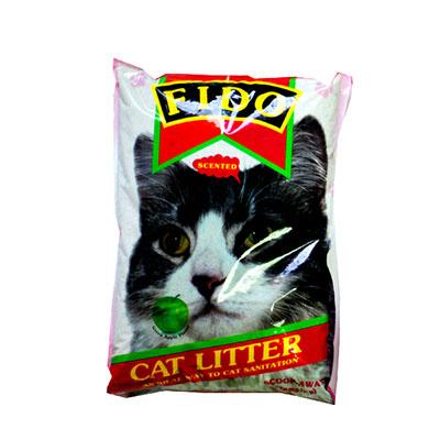 FIDO Scoop-away Apple Cat Litter 10LBS