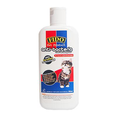 FIDO Anti-Bacteria Shampoo 350ml