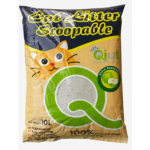 QIUT Scoop-away Cat Litter - Apple 10L