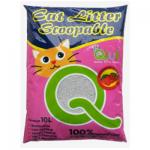 QIUT Scoop-away Cat Litter - Strawberry 10L