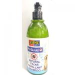 FIDO PETGUARD Natural Flea Repellent Dog Shampoo - 500ml